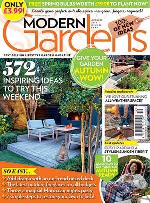 Modern Gardens October 2020 Great Magazines
