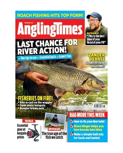 Angling Times Digital Issue 3456