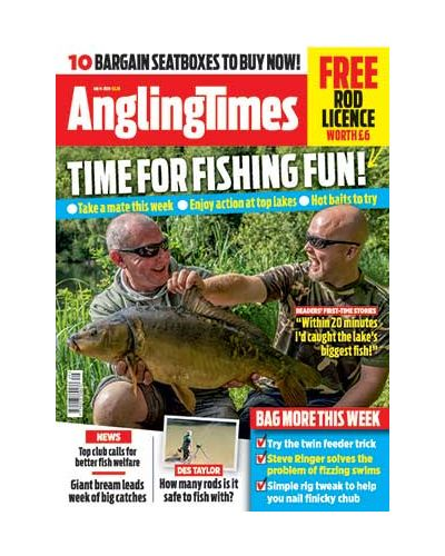 Angling Times Digital Issue 3474