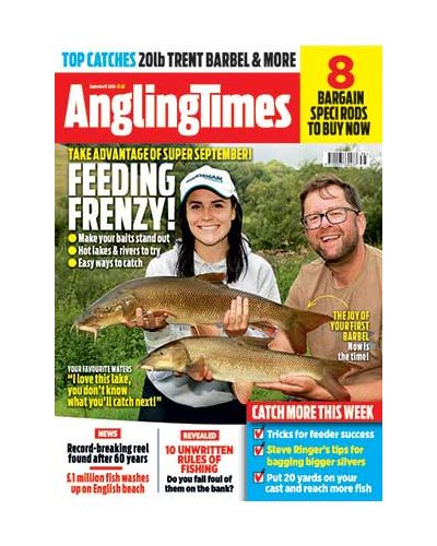 Angling Times Digital Issue 3483