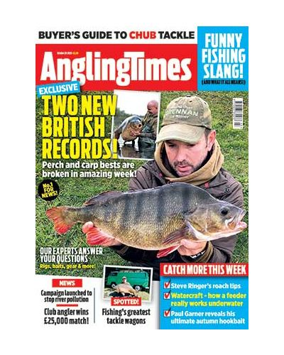 Angling Times Digital Issue 3488