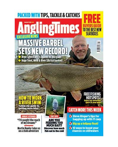 Angling Times Digital Issue 3492