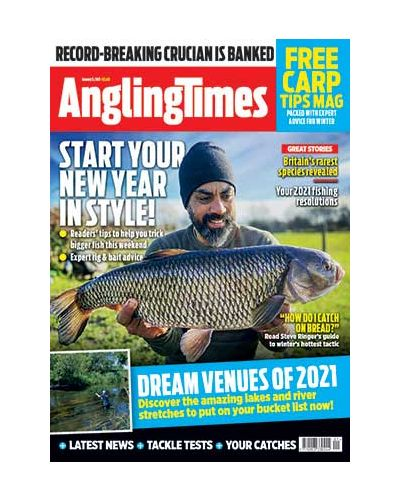 Angling Times Digital Issue 05/01/2021