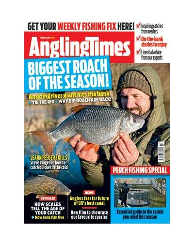 Angling Times Digital Issue 19/01/2021