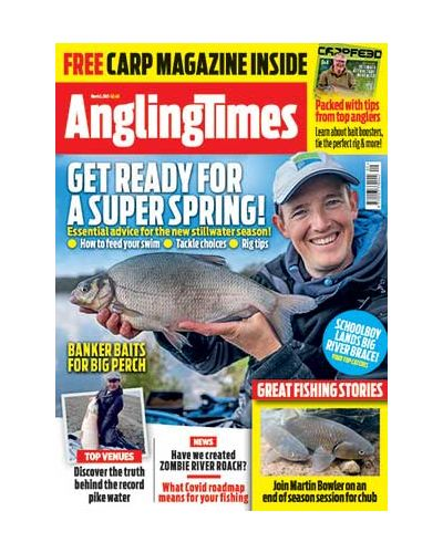 Angling Times Digital Issue 02/03/2021