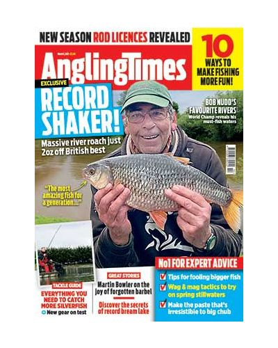 Angling Times Digital Issue 09/03/2021