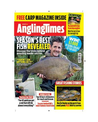 Angling Times Digital Issue 06/04/2021