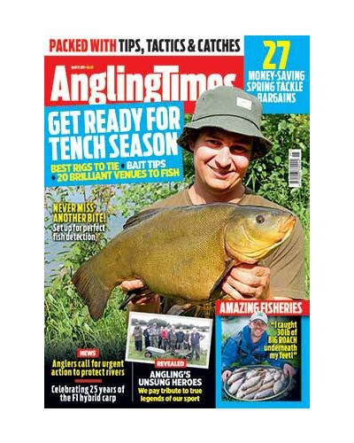 Angling Times Digital Issue 13/04/2021