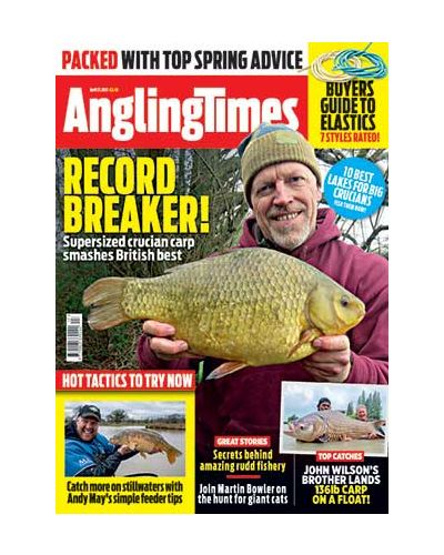 Angling Times Digital Issue 27/04/2021
