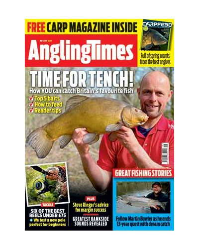 Angling Times Digital Issue 04/05/2021