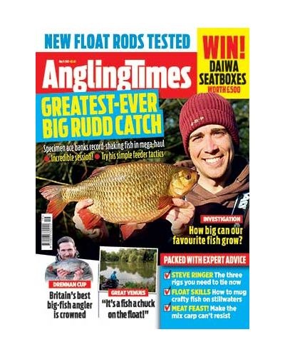 Angling Times Digital Issue 11/05/2021