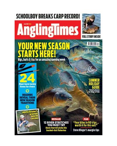 Angling Times Digital Issue 15/06/2021