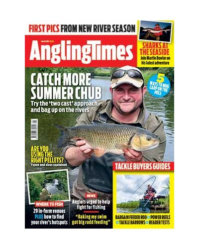 Angling Times Digital Issue 22/06/2021