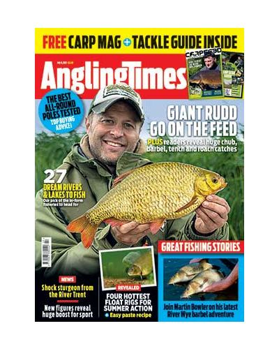 Angling Times Digital Issue 06/07/2021