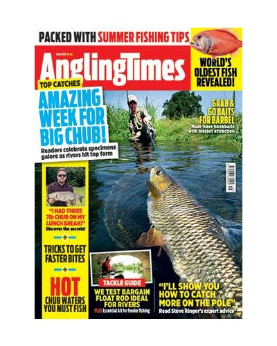 Angling Times Digital Issue 13/07/2021