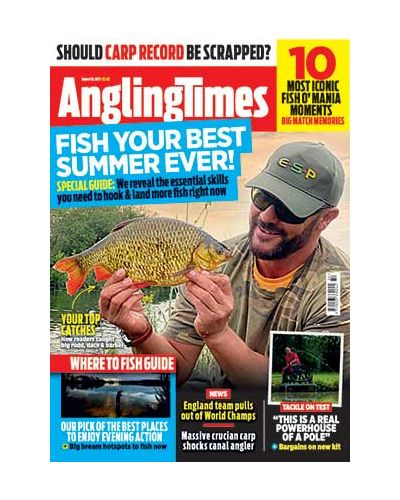 Angling Times Digital Issue 10/08/2021