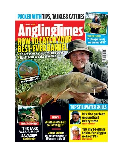 Angling Times Digital Issue 14/09/2021
