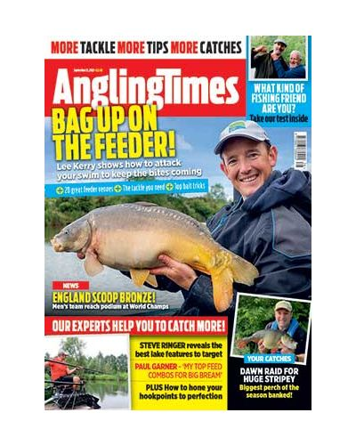 Angling Times Digital Issue 21/09/2021