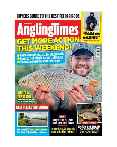 Angling Times Digital Issue 12/10/2021