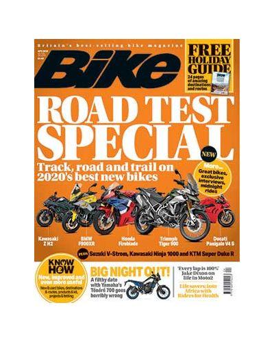 Bike April 2020