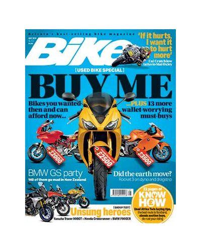 Bike May 2020