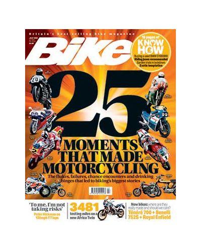 Bike July 2020