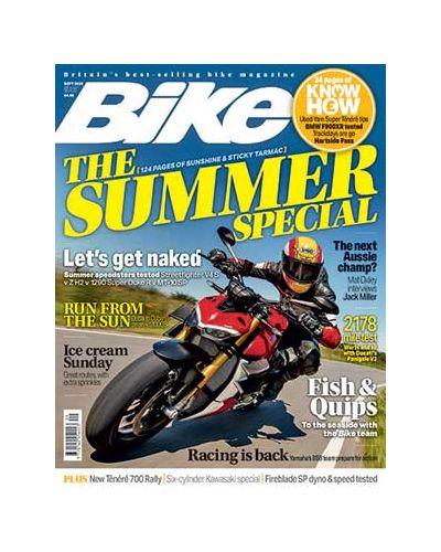 Bike September 2020