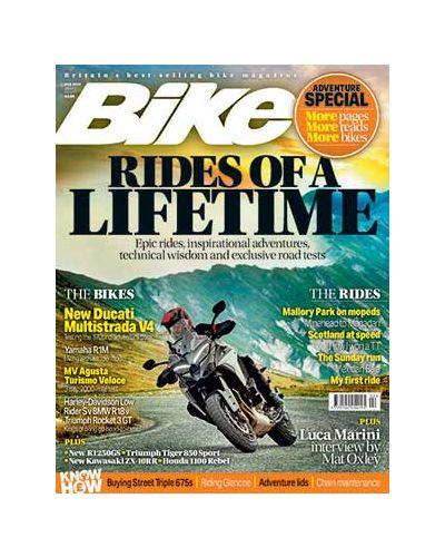 Bike February 2021