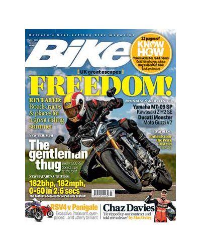 Bike July 2021