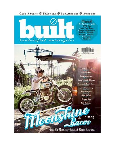 Built Print Issue 29