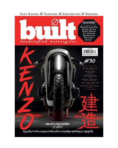 Built Print Issue 30