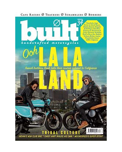 Built Print Issue 34