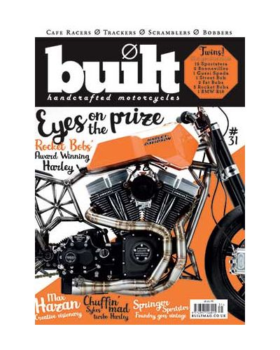 Built Print Issue 31