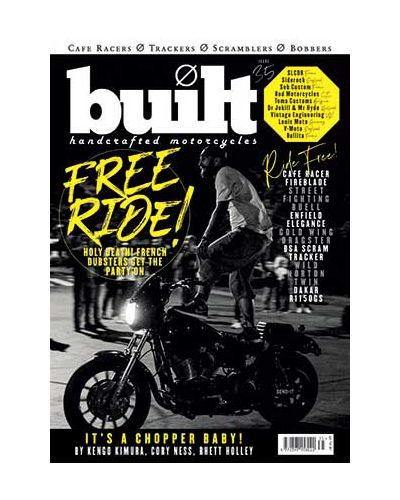Built Print Issue 35