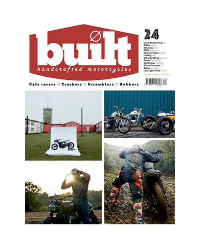 Built issue 24