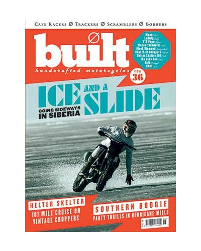 Built Print Issue 36