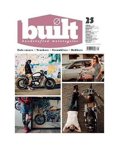 Built issue 25