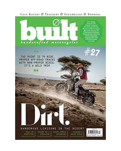 Built issue 27