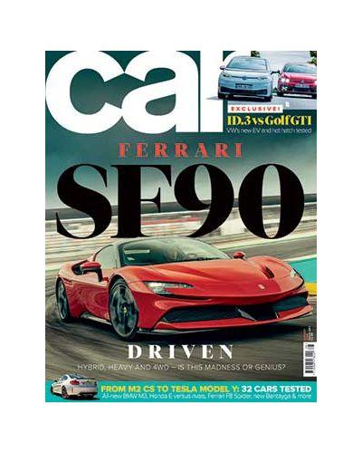 CAR August 2020