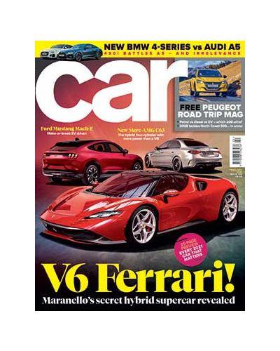CAR February 2021