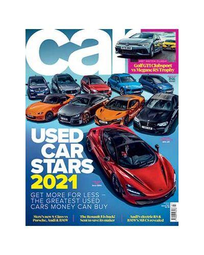 CAR March 2021
