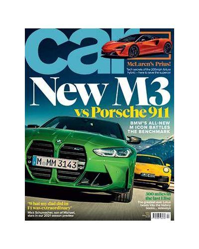 CAR April 2021