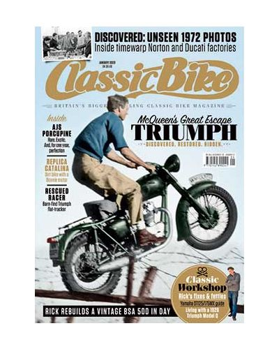 Classic Bike January 2020