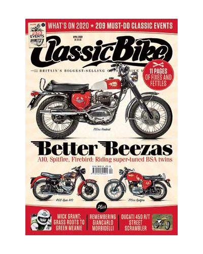 Classic Bike April 2020