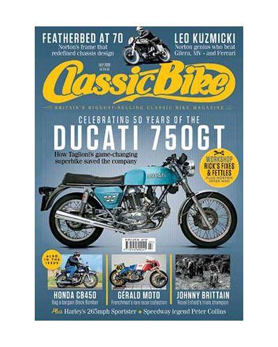 Classic Bike July 2020