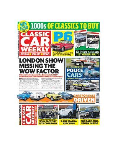 Classic Car Weekly Digital Issue 26/02/2020