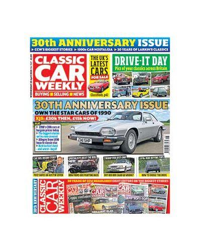 Classic Car Weekly Digital Issue 29/04/2020