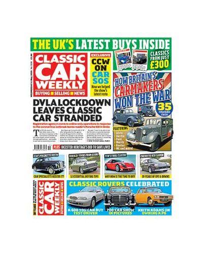 Classic Car Weekly Digital Issue 06/05/2020