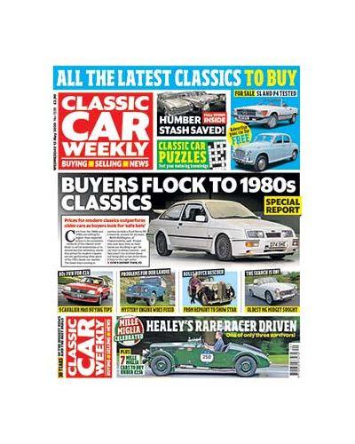 Classic Car Weekly Digital Issue 13/05/2020