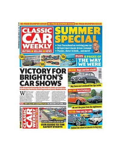 Classic Car Weekly Digital Issue 22/07/2020